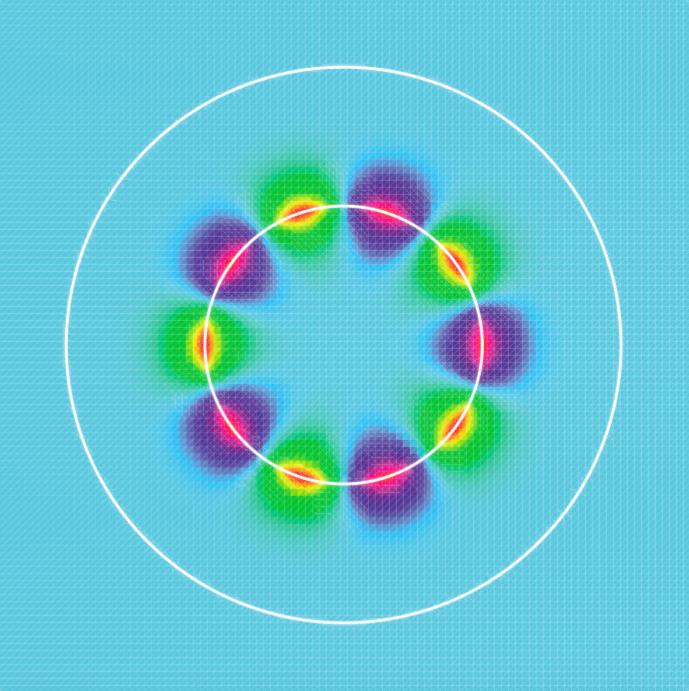 Confining light in deep subwavelength electromagnetic cavities