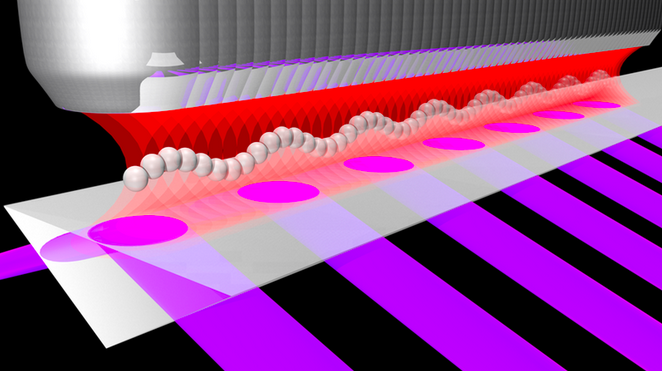 Subfemtonewton Force Spectroscopy at the Thermal Limit in Liquids
