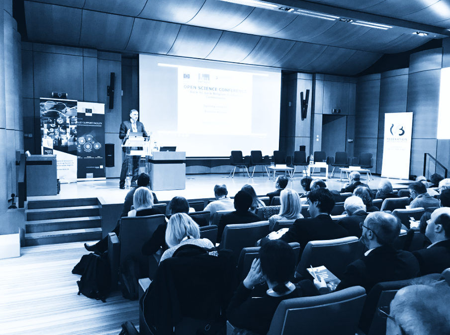 Open Science Conference 2018 – Back-to-Back Belgium-European Commission